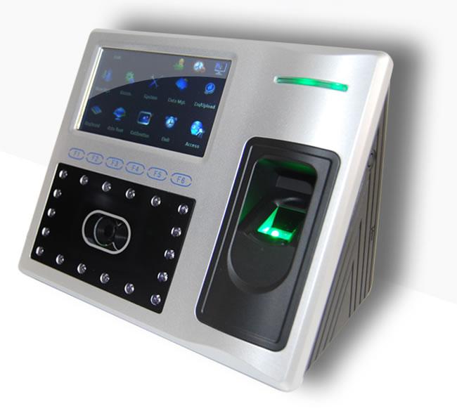 Control de acceso de reconocimiento facial